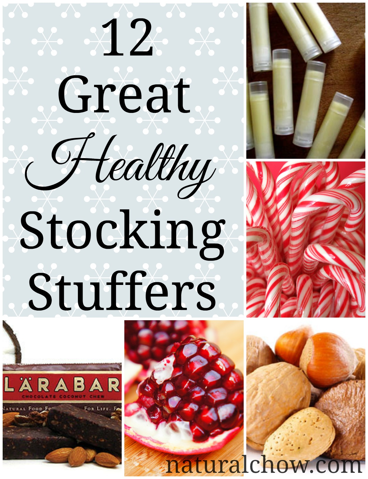 12 Great Stocking Stuffers