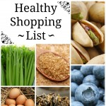 Essentials of a Healthy Shopping List