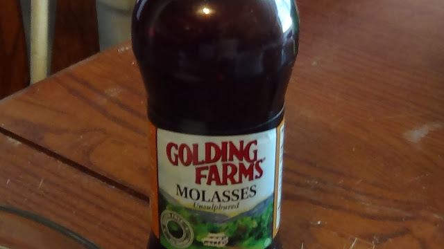 molasses for bs