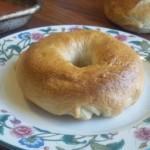 Easy Homemade Bagels {Say What?}