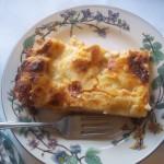 Kale Lasagna {Vegetarian}