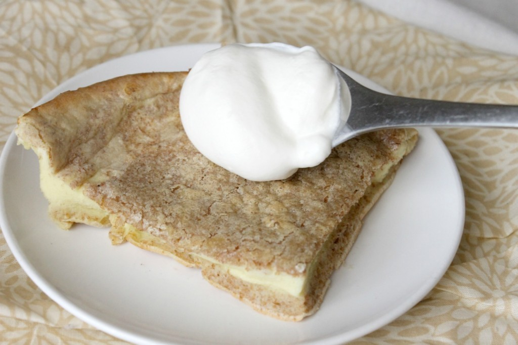 Easy German Pancakes | Natural Chow | http://naturalchow.com
