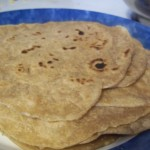 Soft Whole Wheat Tortillas