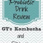Probiotic Drink Review: GT's Kombucha and Kevita