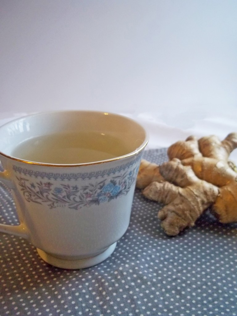 Ginger Turmeric Tea | Natural Chow