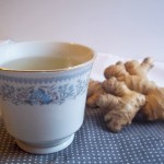 Soothing Turmeric & Ginger Tea { + A Giveaway!}
