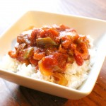 Slow Cooker Shrimp Creole