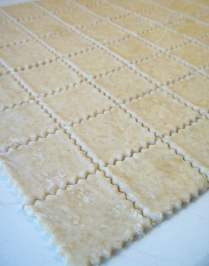 Whole Wheat Crackers 4