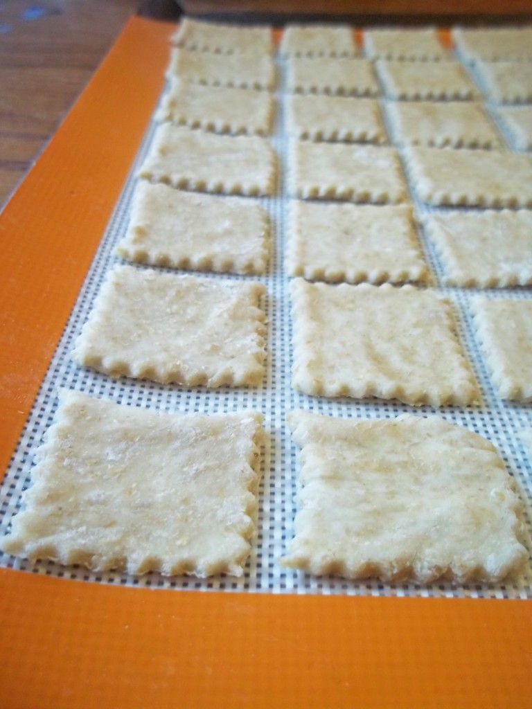 Whole Wheat Crackers 5