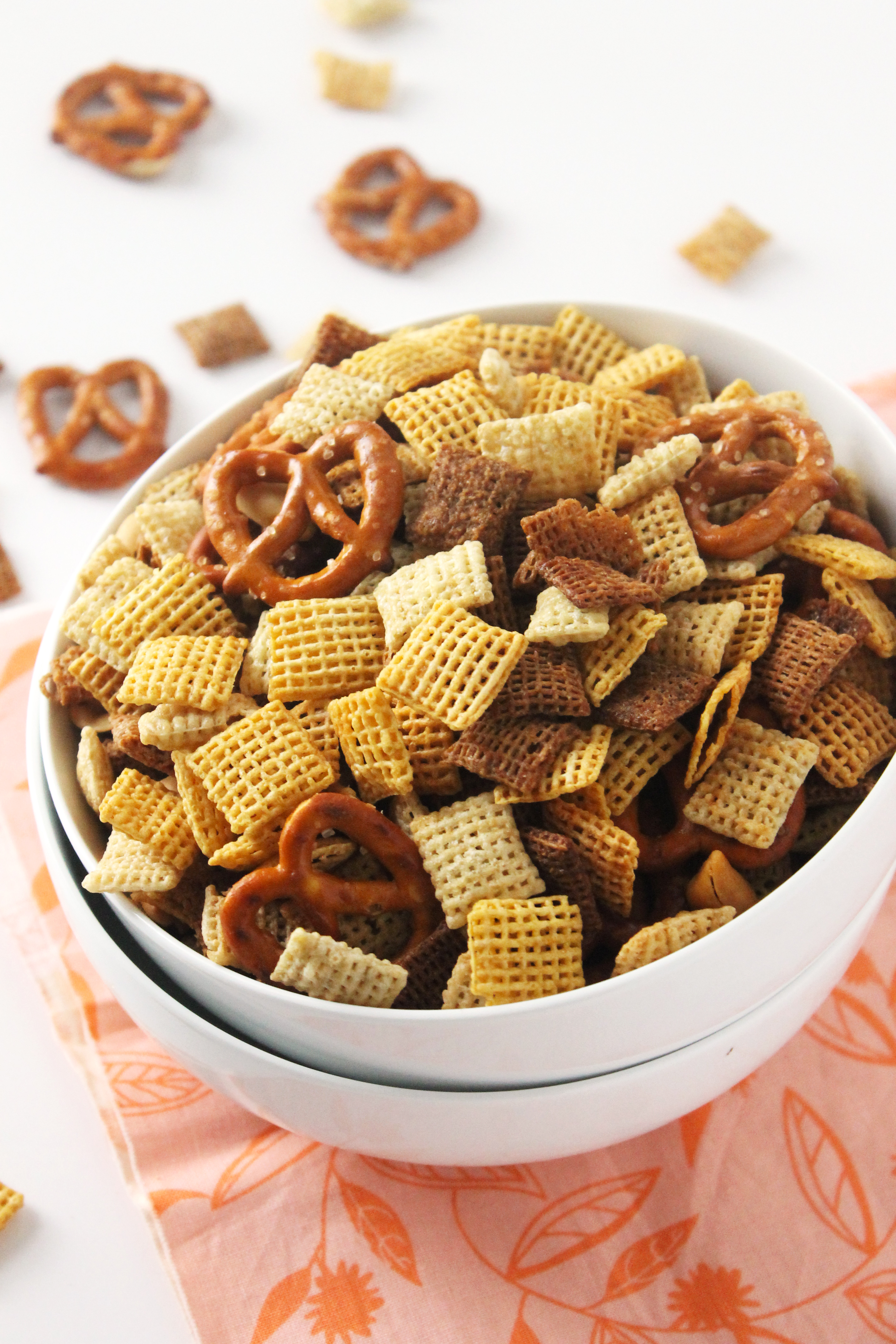 Slow cooker chex mix natural chow forumfinder Image collections