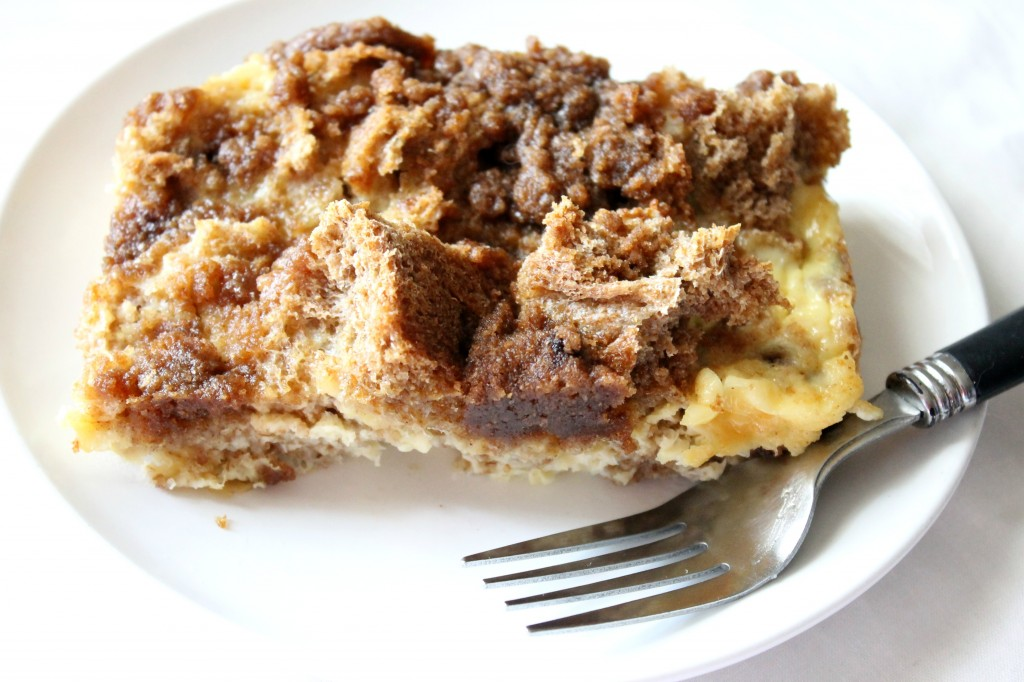Whole Wheat Baked French Toast | Natural Chow | http://naturalchow.com