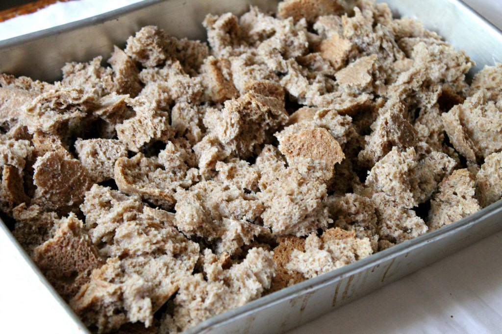 Whole Wheat Baked French Toast   Natural Chow   http://naturalchow.com