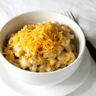Creamy Whole Wheat Macaroni and Cheese