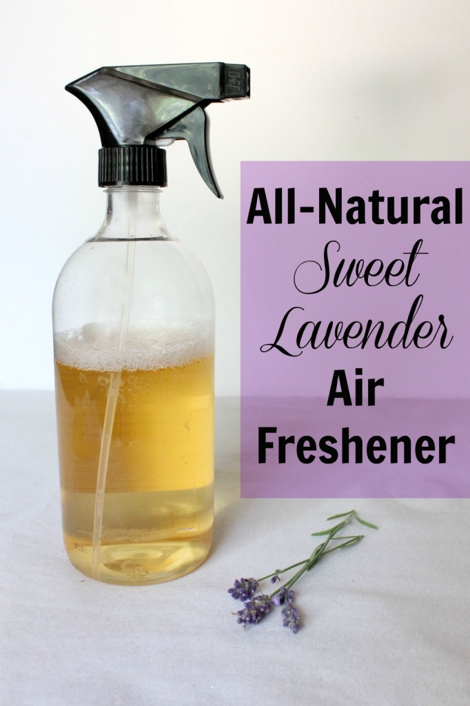 Sweet Lavender Air Freshener
