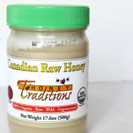 Tropical Traditions Organic Raw Honey Review and Giveaway
