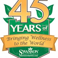 Swanson Health Products 45th Anniversary Giveaway