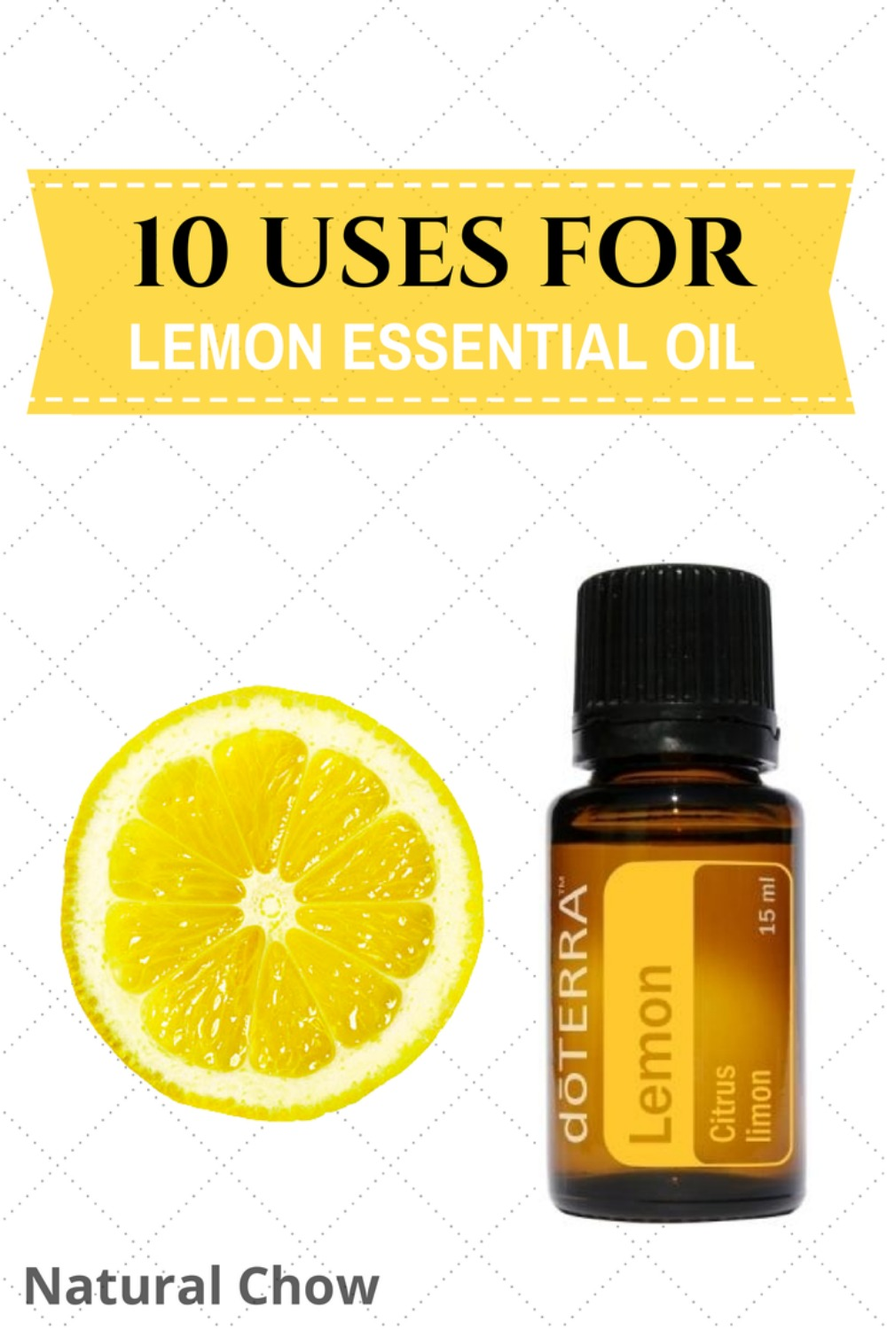 10 uses for lemon essential oil natural chow - Unusual uses for lemons ...