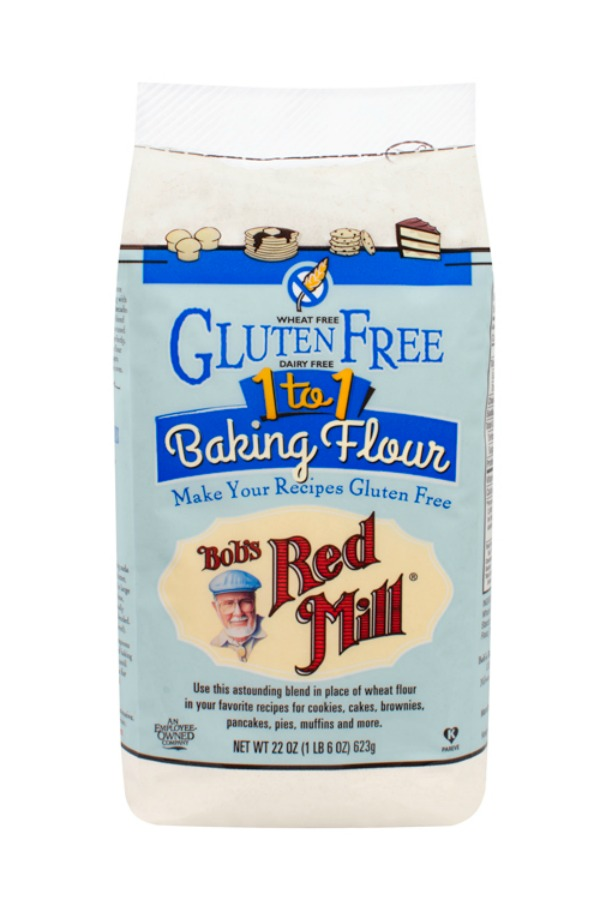Bob's Red Mill Gluten Free 1-to-1 Baking Flour Review