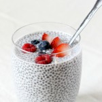 Vegan Triple Berry Chia Seed Pudding