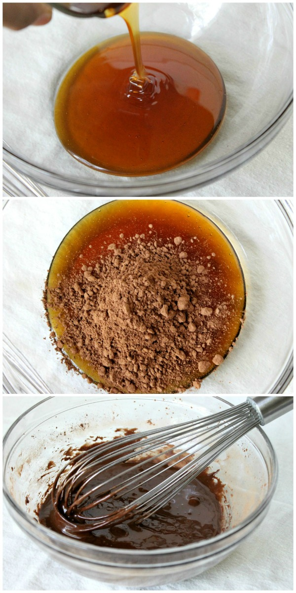 2-Ingredient Homemade Chocolate Sauce | Natural Chow | http://naturalchow.com