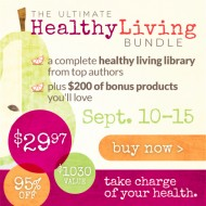 The 2014 Ultimate Healthy Living Bundle is HERE!