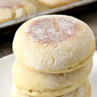 Einkorn English Muffins | Natural Chow | http://naturalchow.com