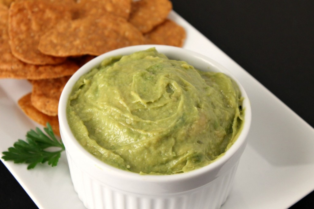 Homemade Guacamole | Natural Chow