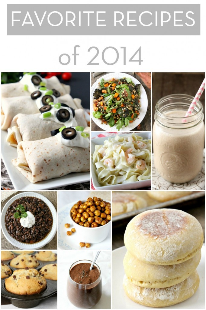 Favorite Recipes of 2014 | Natural Chow