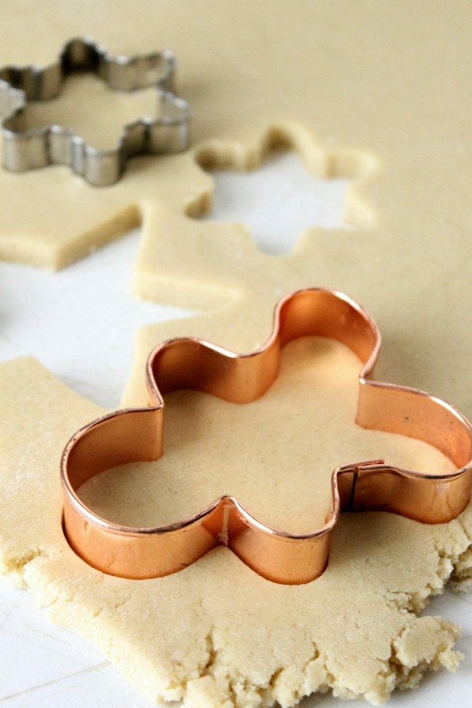 Gluten Free Cut-Out Sugar Cookies | Natural Chow | http://naturalchow.com