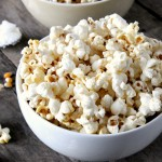 Easy Coconut Oil Kettle Corn