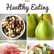 Baby Steps to Healthy Eating #4