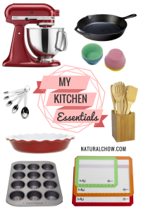 My Kitchen Essentials | Natural Chow
