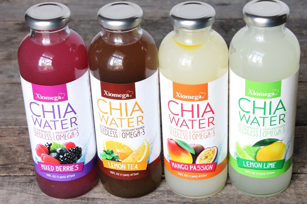 Xiomega Chia Water Review | Natural Chow