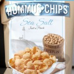Simply 7 Hummus Chips Review ( + A Giveaway!)