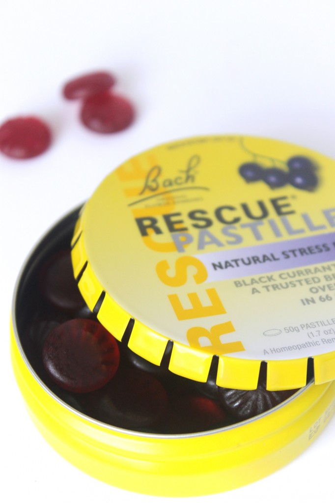 RESCUE Pastilles | A natural way to relieve stress | My Top 5 Ways to Relieve Stress