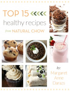 Top 15 Healthy Recipes from Natural Chow