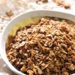 Cardamom Almond Coconut Granola Cereal