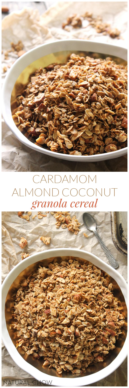 ... granola coconut granola granola crusted pear and almond butter panini