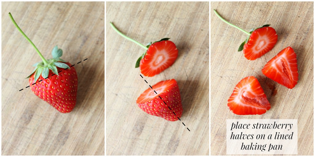 Learn all the tips and tricks to freezing strawberries for use all year long! It's SO easy and takes less than 10 minutes to prepare before it goes into the freezer.