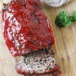 The Best Gluten Free Meatloaf