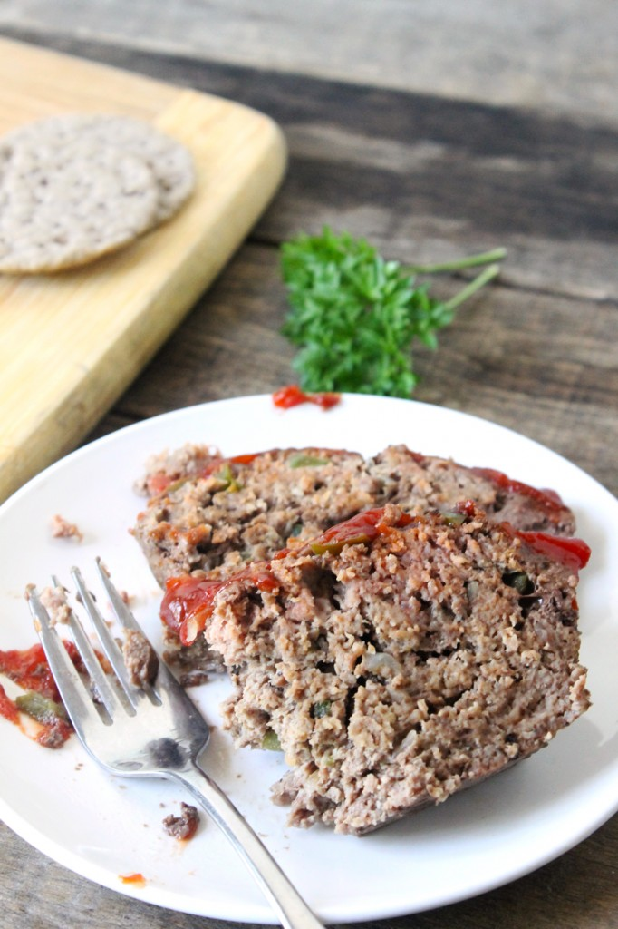 This classic meatloaf with a gluten free twist is tender and bursting with flavor! Using ingredients you already have at home, you can get this dish in the oven in less than 10 minutes.