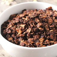 Mocha Hazelnut Granola Cereal