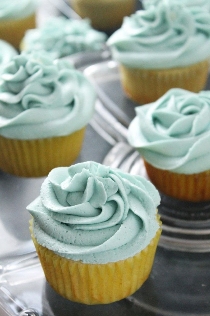 easy to make cupcakes from scratch
