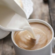 Homemade Hazelnut Coffee Creamer
