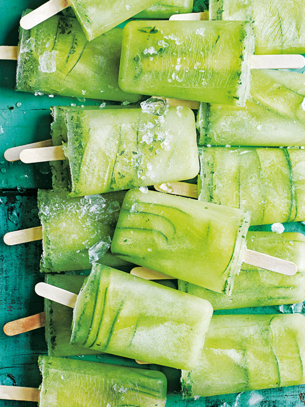 Cool off with these simple and healthy popsicle recipes guaranteed to help get you through the summer!