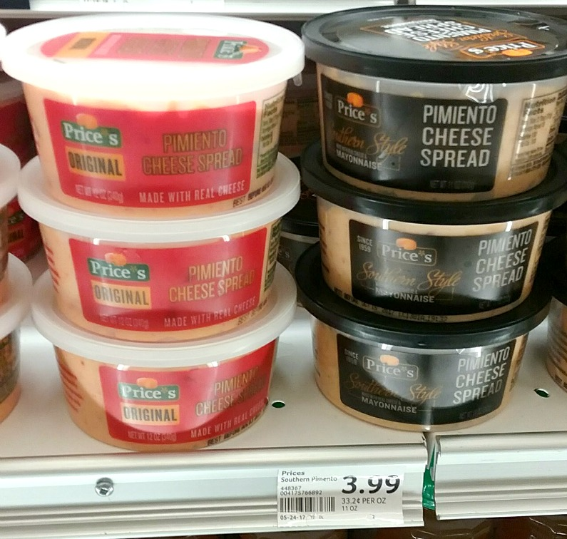 Price's Pimento Cheese