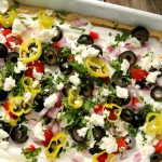 The Best 7-Layer Greek Dip