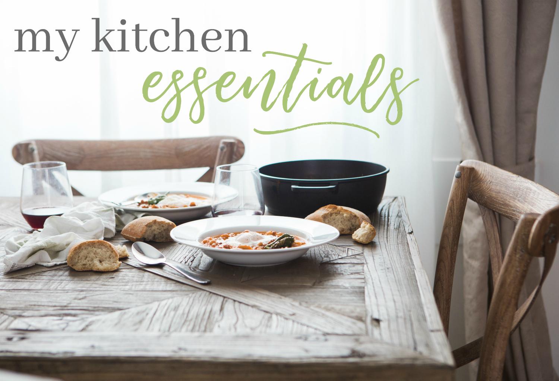My Kitchen Essentials   Natural Chow